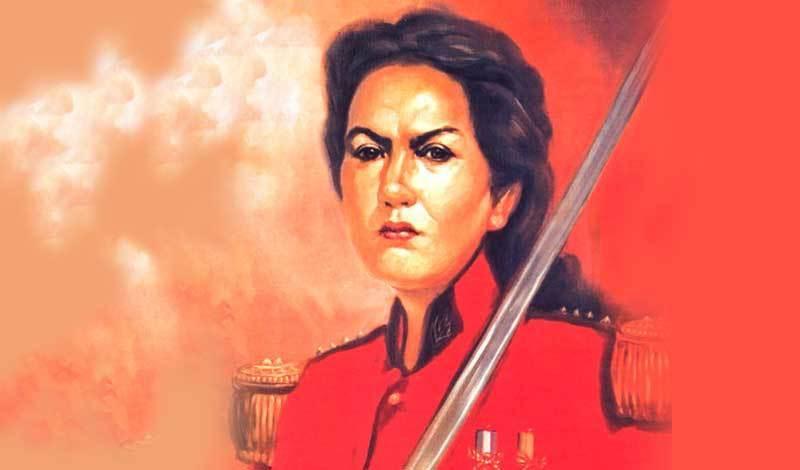 Quién fue Juana Azurduy y por qué es una heroína popular ...