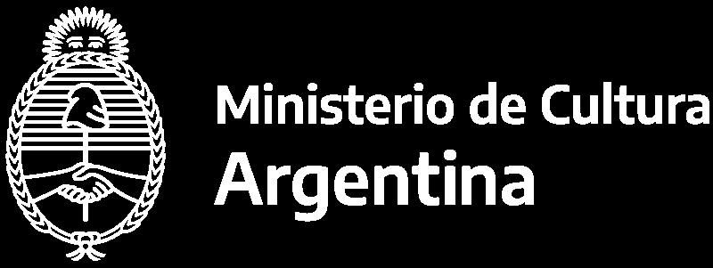 Logo del Ministerio de Cultura de la Nación